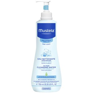 Mustela No Rinse Cleansing Micellar Water 25.4 oz.