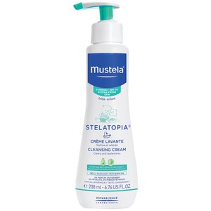 Mustela Stelatopia Cleansing Cream for Eczema-Prone Skin 6.7 oz.