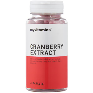 Cranberry Extract: Image 1
