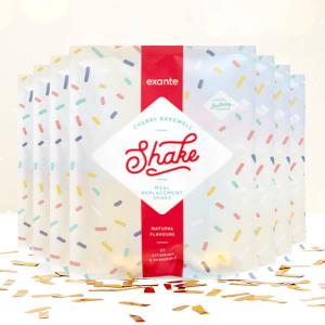 Kirsch Mandel Shake (7er Box)