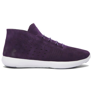Under Armour Women's Street Prec Mid Trainers - Imperial Purple