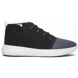 Under Armour Men's Charged 24/7 Mid Trainers - Black