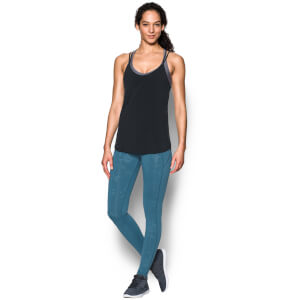 Under Armour Women's Swift Strappy Studio Tank - Black