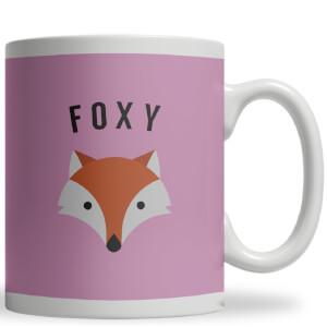 Foxy Ceramic Mug