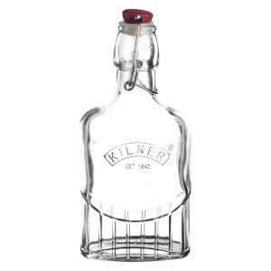 Kilner Clip Top Sloe Gin Bottle