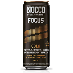 NOCCO FOCUS, 24 x 330ml Can