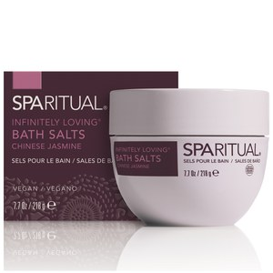 SpaRitual Infinitely Loving Bath Salts 228ml