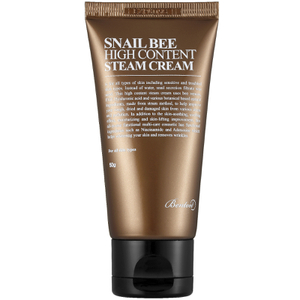 Benton Snail Bee High Content Steam crema 50 g