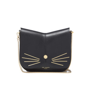 Ted Baker Women's Felinne Cat Cross Body Bag - Black