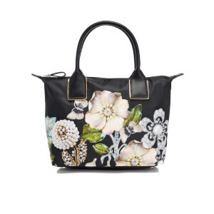 Ted Baker Women's Iyesha Gem Gardens Small Nylon Tote Bag - Black