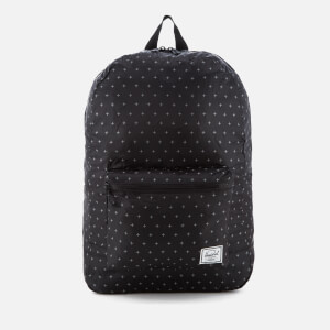 Herschel Supply Co. Packable Daypack - Black Gridlock