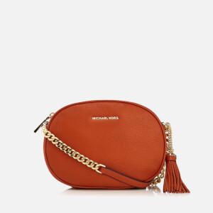 MICHAEL MICHAEL KORS Women's Ginny Medium Messenger Bag - Orange