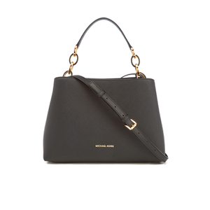 MICHAEL MICHAEL KORS Women's Portia Large Shoulder Bag - Black