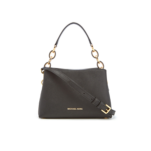 MICHAEL MICHAEL KORS Women's Portia Small Shoulder Bag - Black