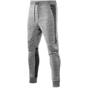 Skins Plus Men's Signal Tech Fleece Jogger Pants - Clay/Marle