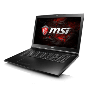 MSI GL72 7QF-1007Uk