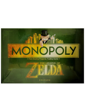 Monopoly - Legend of Zelda Edition