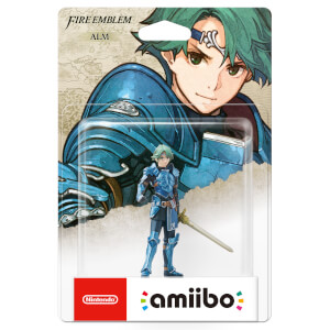 Alm amiibo (Fire Emblem Collection)
