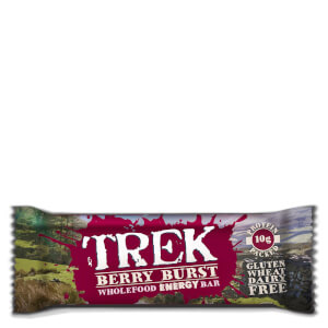 Trek Berry Burst Natural Energy Bar