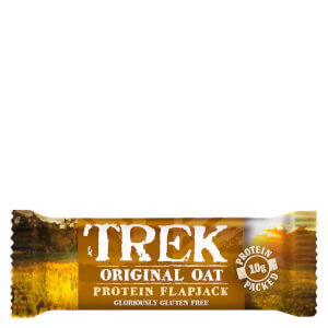 Trek Original Oat Protein Flapjacks - Box of 16