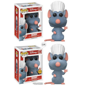 Figura Pop! Vinyl Remy - Ratatouille