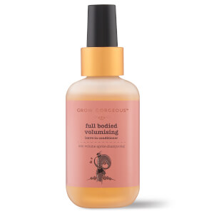 Grow Gorgeous Full Bodied Volumising Leave-in Conditioner 120ml