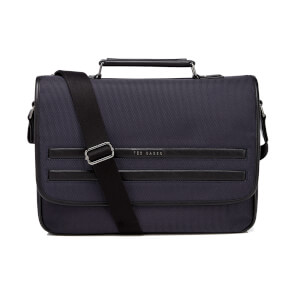 Ted Baker Men's Jazjeff Nylon Despatch Bag - Navy