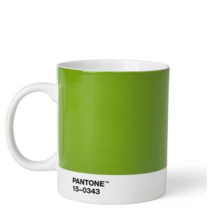 Pantone Mug - Green 15 0343
