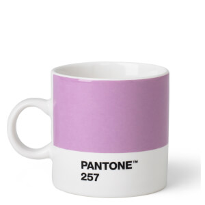 Pantone Espresso Cup - Light Purple 257