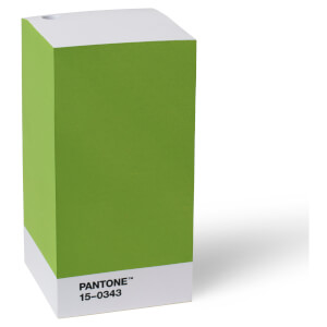 Pantone Note Pad - Green 15-0343