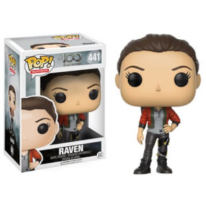 The 100 Raven Pop! Vinyl Figure