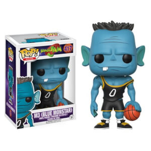 Figura Pop! Vinyl M3 (Monstar Azul) - Space Jam
