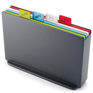 Joseph Joseph Index Chopping Board - Regular - Graphite