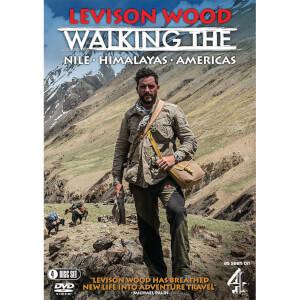 Levison Wood - Walking The Nile/Walking the Himalayas/Walking the Americas