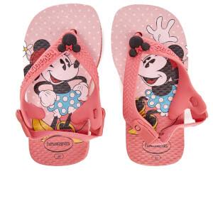 Havaianas Toddlers' Disney Classics Flip Flops - Rose