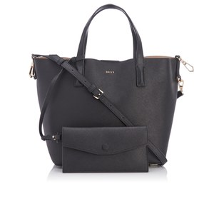 DKNY Women's Bryant Park Bucket Bag - Black