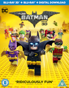 The LEGO Batman Movie 3D (Includes 2D Version)