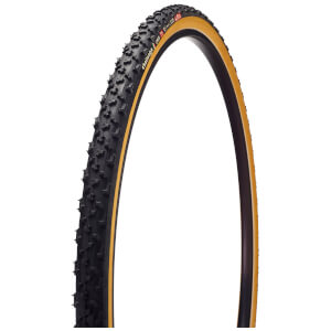 Challenge Limus Clincher Cyclocross Tyre - Black/Tan - 700c x 33mm