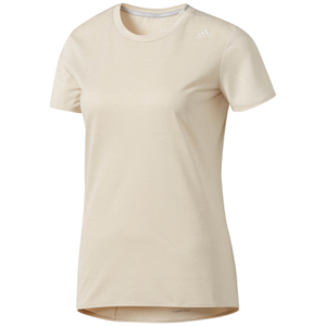 adidas Women's Supernova Running T-Shirt - Linen
