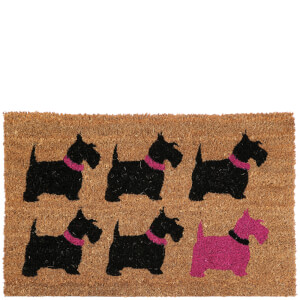 Paillasson Chien Scottish Terrier