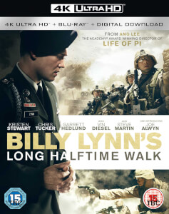 Billy Lynn's Long Halftime Walk - 4K Ultra HD