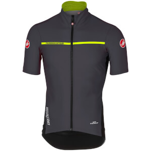 Castelli Perfetto Light 2 Jersey - Anthracite