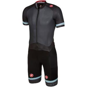 Castelli Sanremo 3.2 Speed Suit - Anthracite/Black