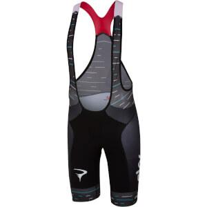 Team Sky Free Aero Race Bib Shorts - Black