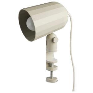 HAY Noc Clip Lamp - Cream