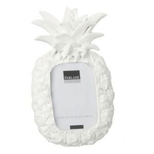 Parlane Pineapple Frame - White (17 x 10cm)