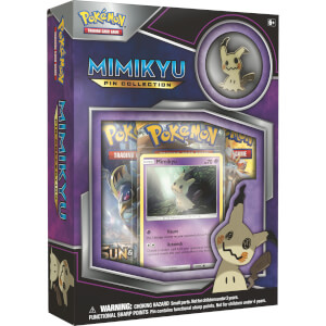 Pokemon TCG: Mimikyu Pin Collection