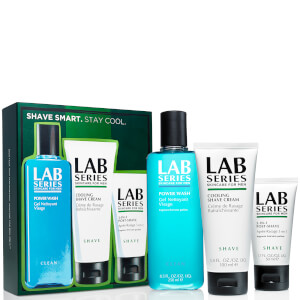 Lab Series Shave Smart. Stay Cool. Set