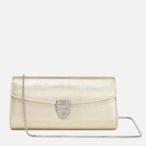 Aspinal of London Women's Mini Eaton Clutch Bag - Rose Gold