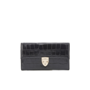 Aspinal of London Women's Mayfair Purse - Black